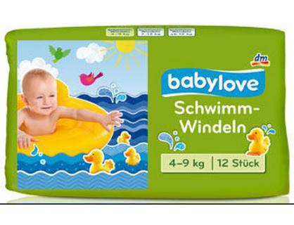 Детское плавание подгузники упаковка мешок